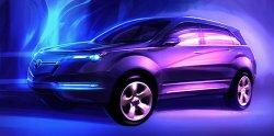 Noul concept Acura MDX