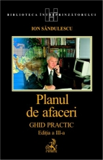 Planul de afaceri – Ghid practic