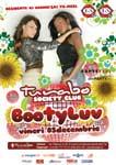 Booty Luv, 2 fete superbe aleg Turabo Society Club – Vineri 05 Decembrie