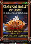 Cea mai frumoasa poveste coreeana vine la Bucuresti in pasi de balet