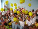 Managerii Diviziei Steelcord Pirelli, impreuna pentru copiii