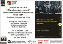Primul eveniment din CafeKultour 2011, la libraria Avant-Garde
