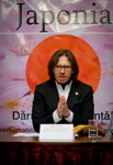 "Nicolae Voiculet, singurul artist roman, ""voluntar al sperantei"" pentru Japonia"