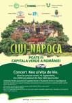 """Cluj-Napoca, candidat in competitia """"Capitala Verde a Romaniei 2011"""""""