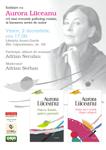 Intilnire cu Aurora Liiceanu, cel mai cunoscut psiholog din Romania, la libraria Avant-Garde