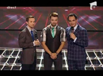 Ovidiu Nae a parasit competitia X Factor cu fruntea sus