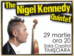 The Nigel Kennedy Quintet