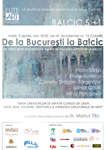 De la Bucureşti la Balcic