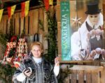 Mihaela Tatu, singurul jurnalist roman care a participat la Sa Sartiglia