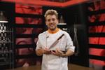 """Alexandru Iacob, castigatorul trofeului """"Top Chef"""""""