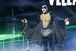 """Alex Velea, un Batman cu un machiaj """"infiorator si sinistru"""", la """"Te cunosc de undeva!"""""""
