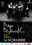 AlgoRythmik in premiera la Bucuresti