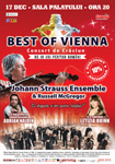 """Best of Vienna""- miercuri, 17 decembrie"