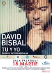 David Bisbal revine in concert la Bucuresti, in martie 2015