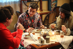 """PRO TV lider de audienta: Episodul special de Craciun """"Las Fierbinti"""""""