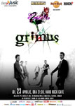 GRIMUS canta joi, 23 aprilie, la Hard Rock Cafe din Bucuresti