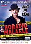 """""""Sunt un orb"""" – spectacolul cel mai iubit de public revine pe 20 aprilie la Cinema Patria"""