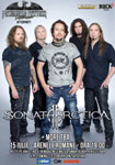 Trupa finlandeza Sonata Arctica in concert la Bucuresti