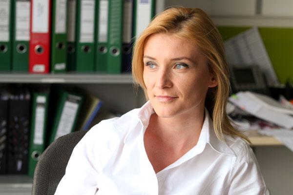 Simina Mut, Director al Centrului de Excelență Deloitte Legal