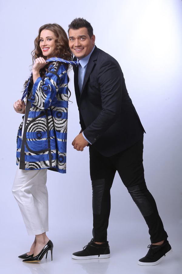 Bursucu si Ana Maria Barnoschi