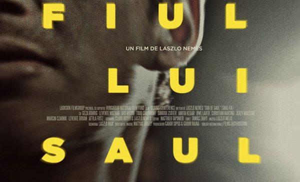 Nominalizat la Premiile Oscar ȘI Premiile César FIUL LUI SAUL/SON OF SAUL deschide zilele filmului maghiar