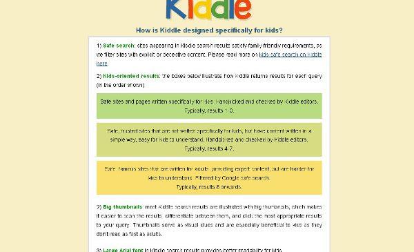 """S-a lansat Kiddle, motorul de cautare """"sigur"""" pentru copii"""