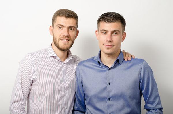 Mihai şi Cristian Logofătu