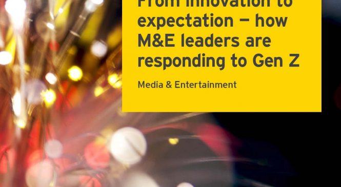 Studiu EY: Sunt companiile de media şi entertainment pregătite pentru Generaţia Z