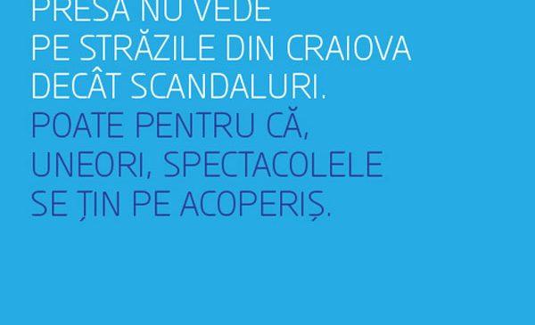 """Silver la Internetics pentru campania de promovare online a Festivalului Shakespeare: """"Drept la replică pentru Craiova"""""""