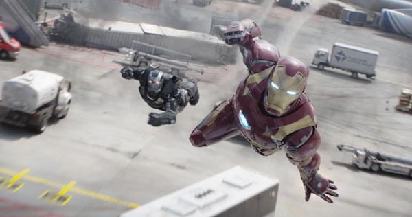 """""""Captain America: Război Civil"""" – record de box office în România"""
