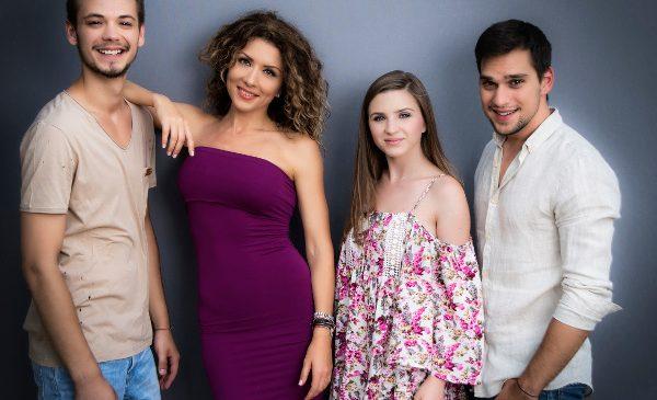 Carmen Brumă este noua vedetă Happy Channel