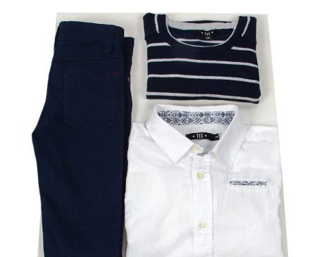 Începe școala în cele mai chic ținute cu noua colecţie de îmbrăcăminte TEX, Back to School, disponibilă exclusiv la Carrefour