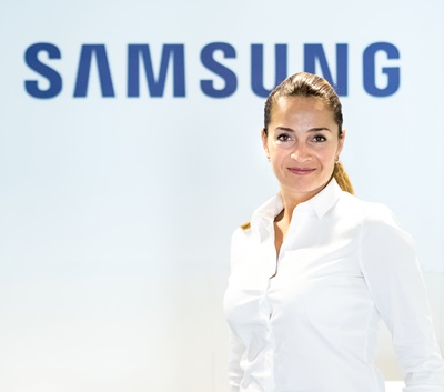 Simona Panait, noul Marketing Manager Samsung Electronics în Europa de Sud Est