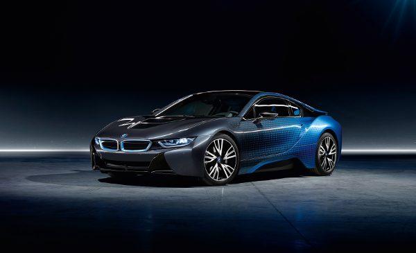BMW i şi Garage Italia Customs prezintă BMW i3 şi BMW i8 Garage Italia CrossFade la Paris