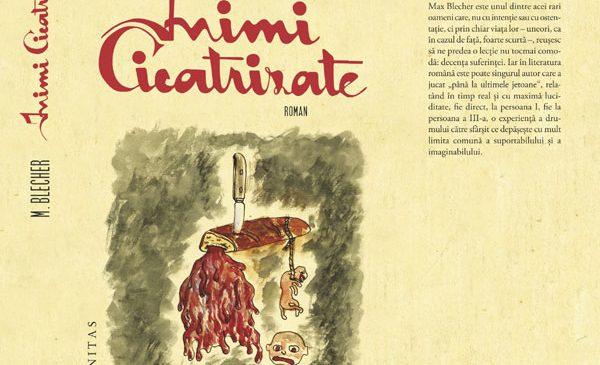 """""""INIMI CICATRIZATE"""" din 3 noiembrie în librării și din 18 noiembrie în cinematografe"""