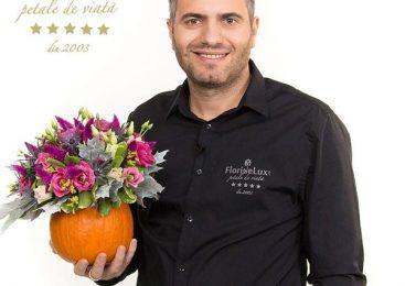 FlorideLux: Formarea unui florist durează cel puţin 3 luni, iar investiţiile în training-uri depăşesc 2.000 de euro