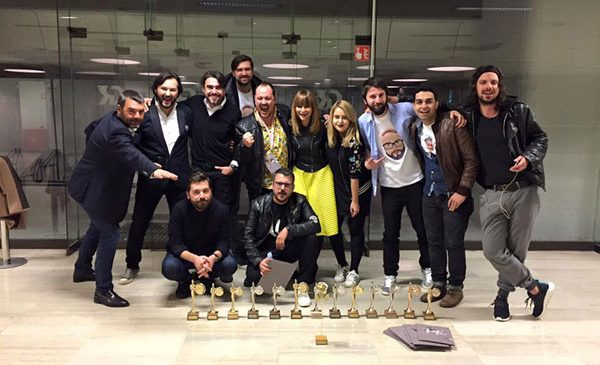 """Publicis România este """"Agenția Anului"""" la Golden Drum 2016, cel mai important festival de publicitate din Europa Centrală și de Est"""