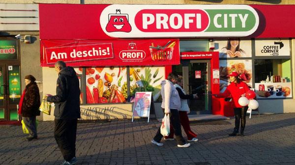 PROFI crește la 468 de magazine