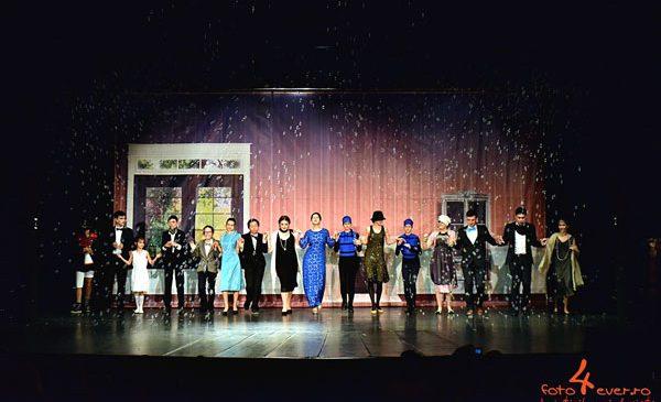 A avut loc ultimul spectacol din ministagiunea Teatrului Vienez de Copii