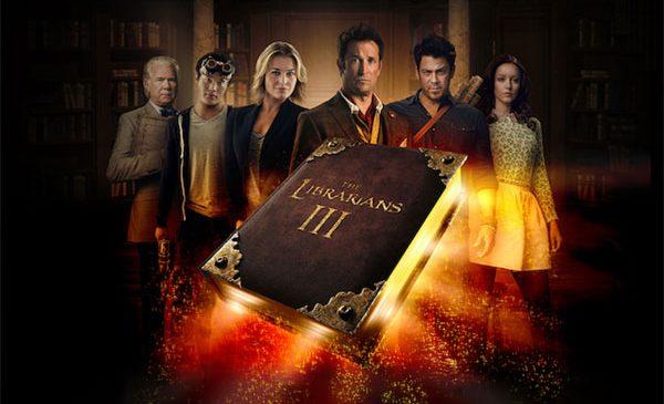 BIBLIOTECARII revin în sezonul 3 al serialului, care are premiera duminică, 27 noiembrie, la 19:00, numai la DIVA
