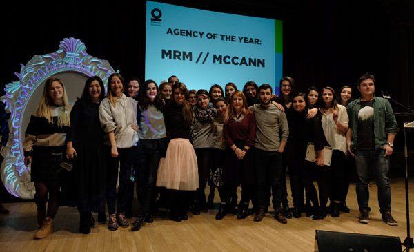 MRM // McCann România desemnată Agenția Anului la Internetics 2016
