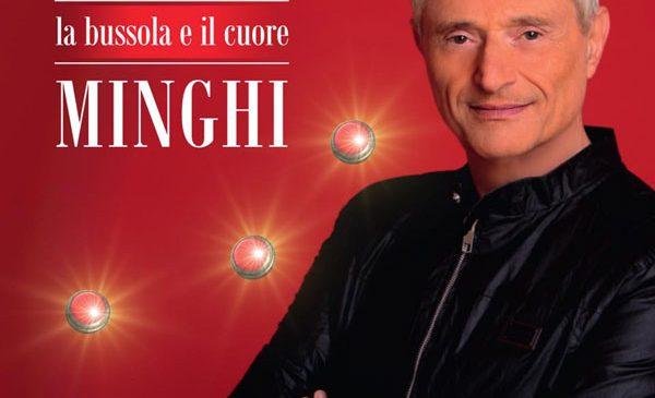Cu două săptămâni înainte de concertul artistului italian AMEDEO MINGHI, Black Friday îți aduce 50% reducere la bilete