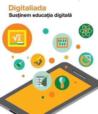 Concurs de materiale digitale educaţionale