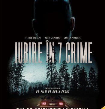 IUBIRE ÎN 7 CRIME – din 25 noiembrie la cinema