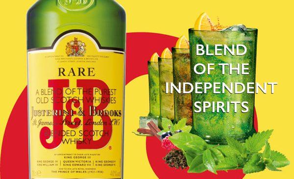 J&B, marca numărul 1 de scotch whisky din România, pregătește noi experimente muzicale cu artiști autohtoni, în cadrul celei de-a doua ediții a campaniei Blending Spirits