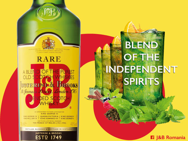 JB Blending Spirits