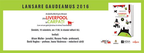 Lansări ale Grupului Editorial ALL la Gaudamus