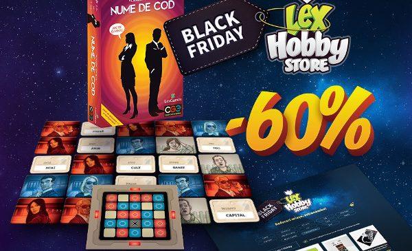 Black Friday aterizează la Lex Shop