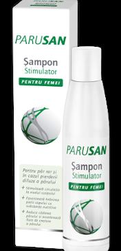 Parusan, un cadou pentru părul tău