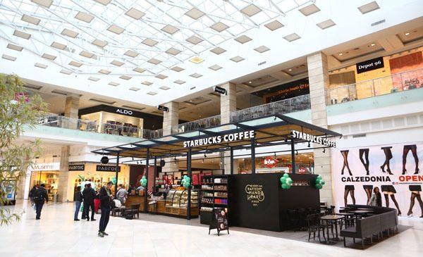 Starbucks® a deschis a doua cafenea în AFI Palace Cotroceni